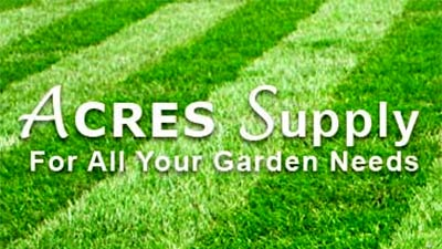 Acres Supply Website Design